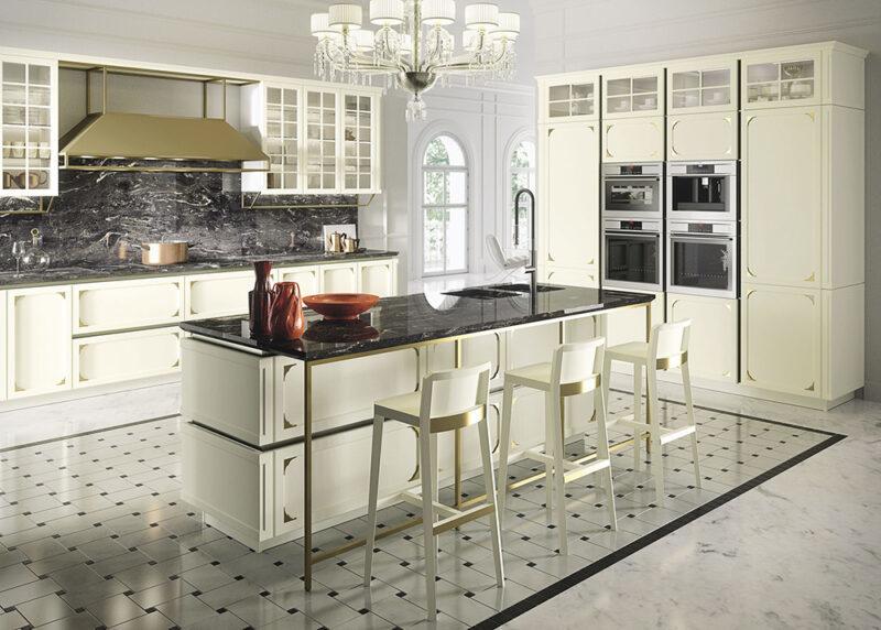 cucina dettaglio kelly bianco luce 1